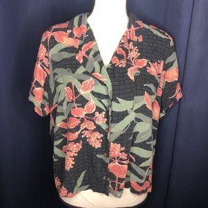 Floral Camp Shirt